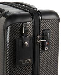 "Tumi | Black Tegralite 22"" International Carry On Hardside Suitcase for Men | Lyst"