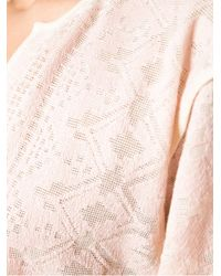 Étoile Isabel Marant | Pink Short Tunic Dress | Lyst