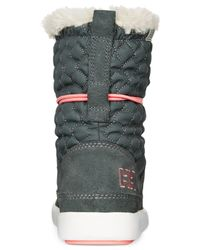 Helly Hansen | Gray Harriet Cold Weather Booties | Lyst