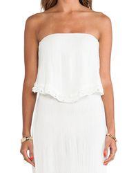 Jen's Pirate Booty - White Brazilian Backless Dress - Lyst