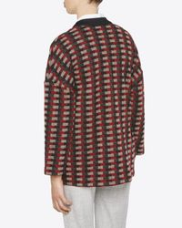 Billy Reid | Red Gretchen Cardigan | Lyst
