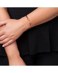 Vita Fede | Metallic Mini Titan Bracelet, Gold | Lyst