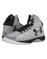 Under Armour | Gray Ua Jet for Men | Lyst