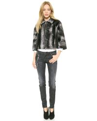 DSquared² - Gray Sixties Jacket - Grey - Lyst