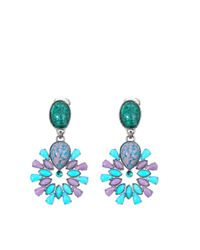 Moutoncollet | Multicolor Doritis Azure Earrings | Lyst