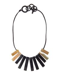 Toast | Black Ella Necklace | Lyst