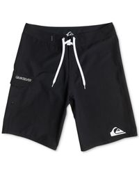 "Quiksilver - Black Everyday 21"" Board Shorts for Men - Lyst"