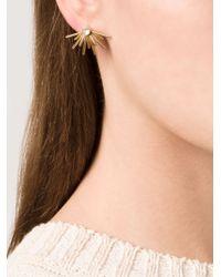 Kelly Wearstler - Metallic 'mariposa' Earrings - Lyst