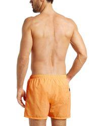 BOSS - Yellow 'tuna' | Quick Dry Swim Trunks for Men - Lyst