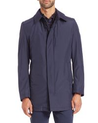 Strellson | Blue Lightweight Nylon Jacket for Men | Lyst
