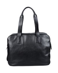 Jil Sander - Black Luggage for Men - Lyst