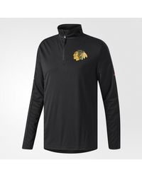 Adidas - Blackhawks Authentic Pro Jacket for Men - Lyst