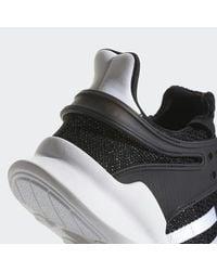 Adidas - Black Eqt Support Adv Shoes - Lyst