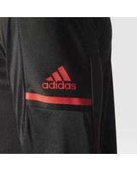 Adidas - Black Hurricanes Authentic Pro Jacket for Men - Lyst