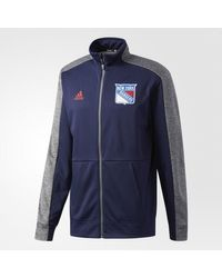 Adidas - Blue Rangers Track Jacket for Men - Lyst