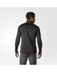 Adidas - Black Flyers Authentic Pro Jacket for Men - Lyst