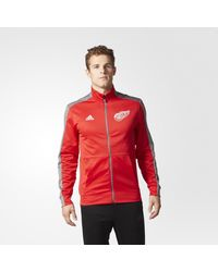 Adidas - Red Wings Track Jacket for Men - Lyst