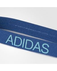 Adidas - Black Creator Plus Hairbands 5 Pack - Lyst
