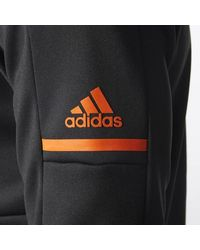Adidas - Black Flyers Authentic Pro Player Hoodie for Men - Lyst