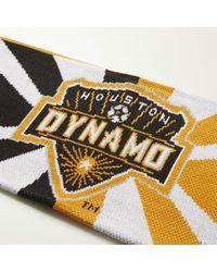 Adidas - Multicolor Houston Dynamo Jacquard Scarf for Men - Lyst