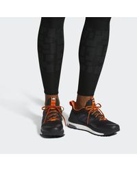 Adidas - Black Supernova Trail Shoes - Lyst