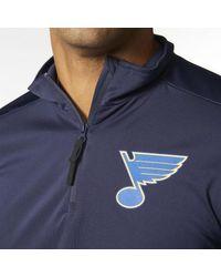 Adidas - Blues Authentic Pro Jacket for Men - Lyst