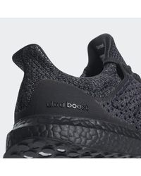 Adidas Gray Ultraboost Clima Shoes for men