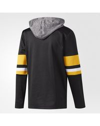 Adidas - Multicolor Penguins Jersey Replica Pullover Hoodie for Men - Lyst