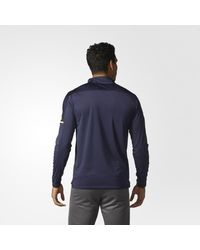 Adidas - Blues Authentic Pro Jacket for Men - Lyst