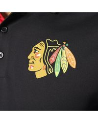 Adidas - Blackhawks Pro Locker Room Polo Shirt for Men - Lyst