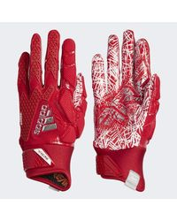 Adidas - Red Freak 3.0 Gloves for Men - Lyst