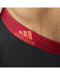 Adidas - Black Climalite Boxer Briefs 2 Pairs for Men - Lyst