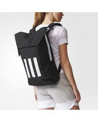 Adidas - Black Id Backpack for Men - Lyst