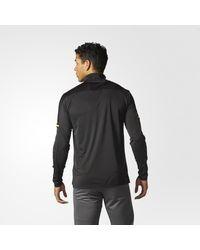 Adidas - Black Penguins Authentic Pro Jacket for Men - Lyst