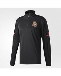 Adidas - Black Senators Authentic Pro Jacket for Men - Lyst