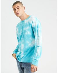 American Eagle - Blue Ae Saves Waves Long Sleeve Graphic Tee for Men - Lyst