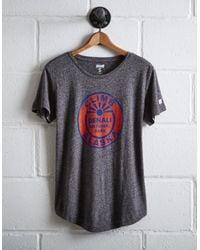 Tailgate Gray Women's Denali T-shirt