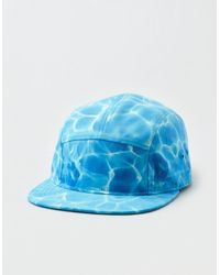 American Eagle - Blue Water 5-panel Hat for Men - Lyst