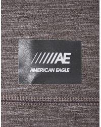 American Eagle - Multicolor Ae Active Mock Neck Hoodie for Men - Lyst