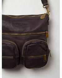 Liebeskind - Black Anny Leather Bag - Lyst