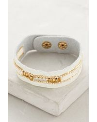 Anthropologie | White Caye Bracelet | Lyst