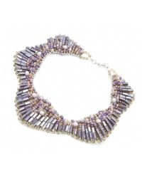 Nakamol | Multicolor Starla Necklace-lavender | Lyst