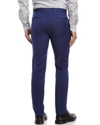 Moods Of Norway - Blue Rolf Flo Trousers for Men - Lyst