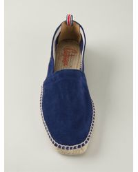 Castaner - Blue Classic Espadrilles for Men - Lyst