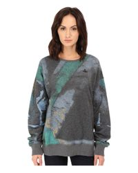Vivienne Westwood - Green Gusset Sweater - Lyst