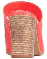 Bella Vita - Red Italian Collection Arno Mule Sandals - Lyst