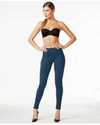 Wolford | Blue Holly Leggings | Lyst