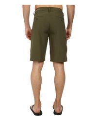 Rip Curl - Green Mirage Boardwalk Shorts for Men - Lyst