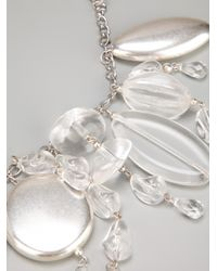 Antonella Filippini - Multicolor Drop Bead Necklace - Lyst