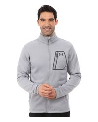Under Armour - Gray Ua Extreme Coldgear Jacket for Men - Lyst
